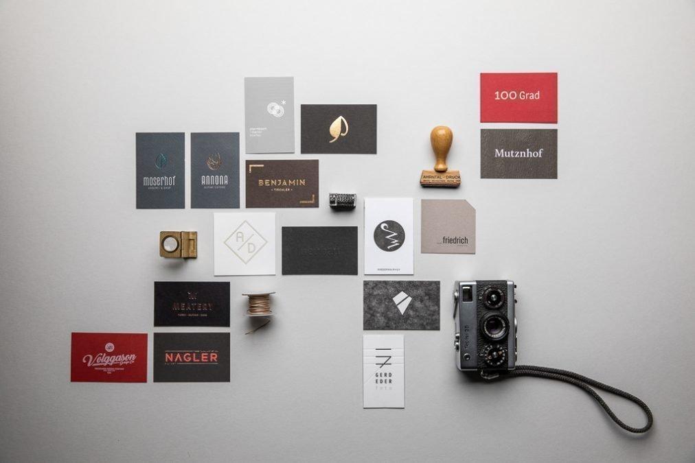 Individuelle Grußkarten und Fotogravuren in kleinen Auflagen anfertigen lassen
