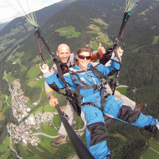 Paragliding Tandemteam Südtirol