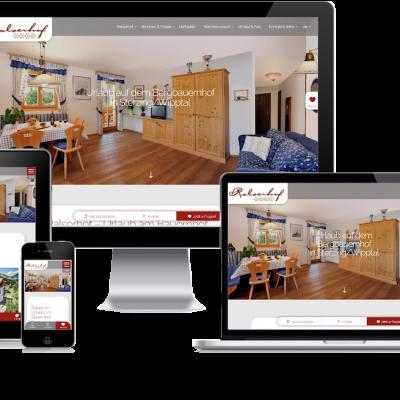 Mit der Webseite für die eigenen Ferienwohnungen mehr Gäste anlocken!