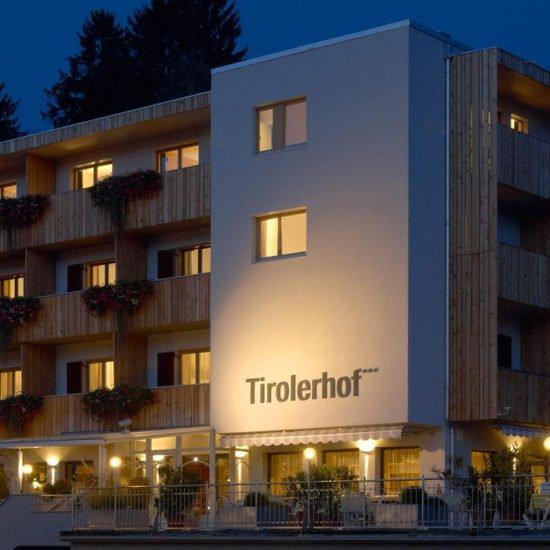 Hotel Tirolerhof***