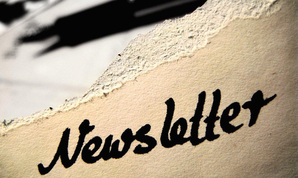 Newsletter - Kundenbindung ansprechend umgesetzt