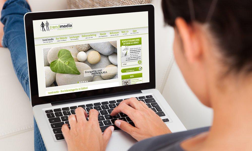 Warum eine aktuelle Homepage für Hotel- und Pensionsbetreiber so wichtig ist