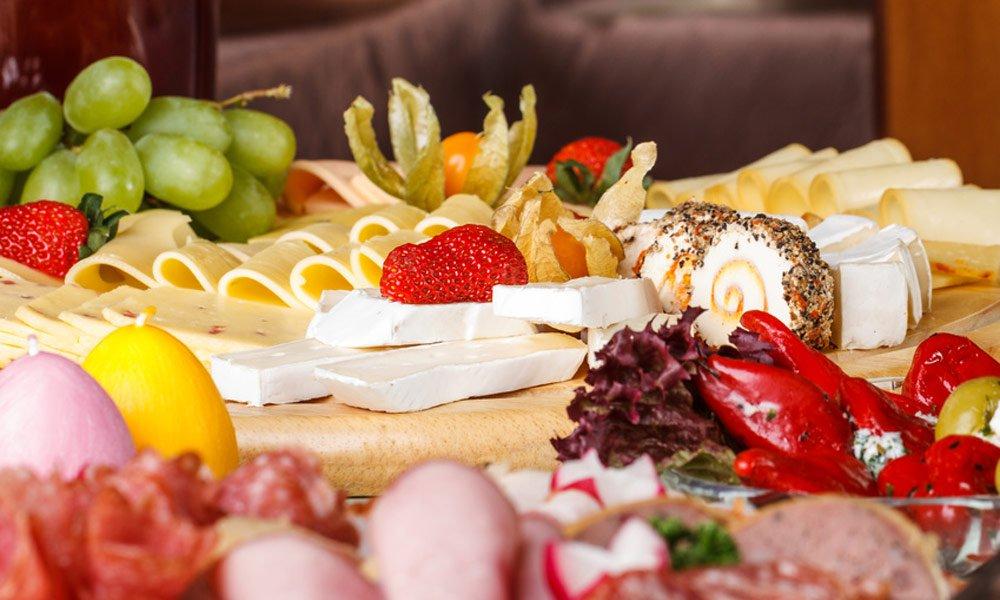 Authentisches Bauernfrühstück statt Discounter Allerlei
