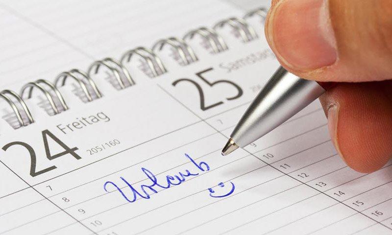Last Minute versus Frühbucher Urlaub - Was ist für den eigenen Betrieb besser?