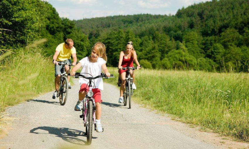 Aktiv und Gesund im Urlaub - die Natur als Fitnesscenter
